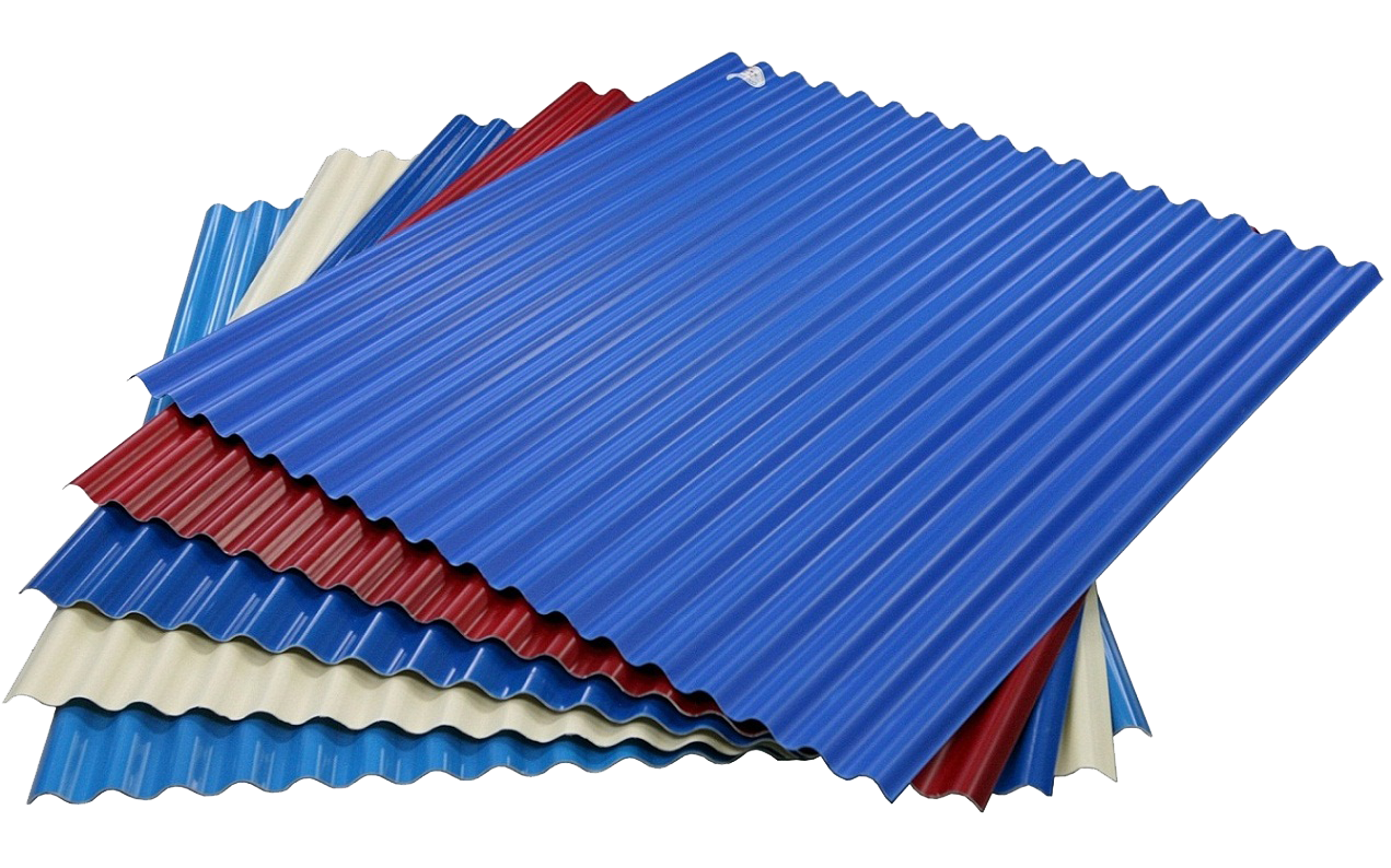 Merona International Company - PVC - Corrugated Sheet