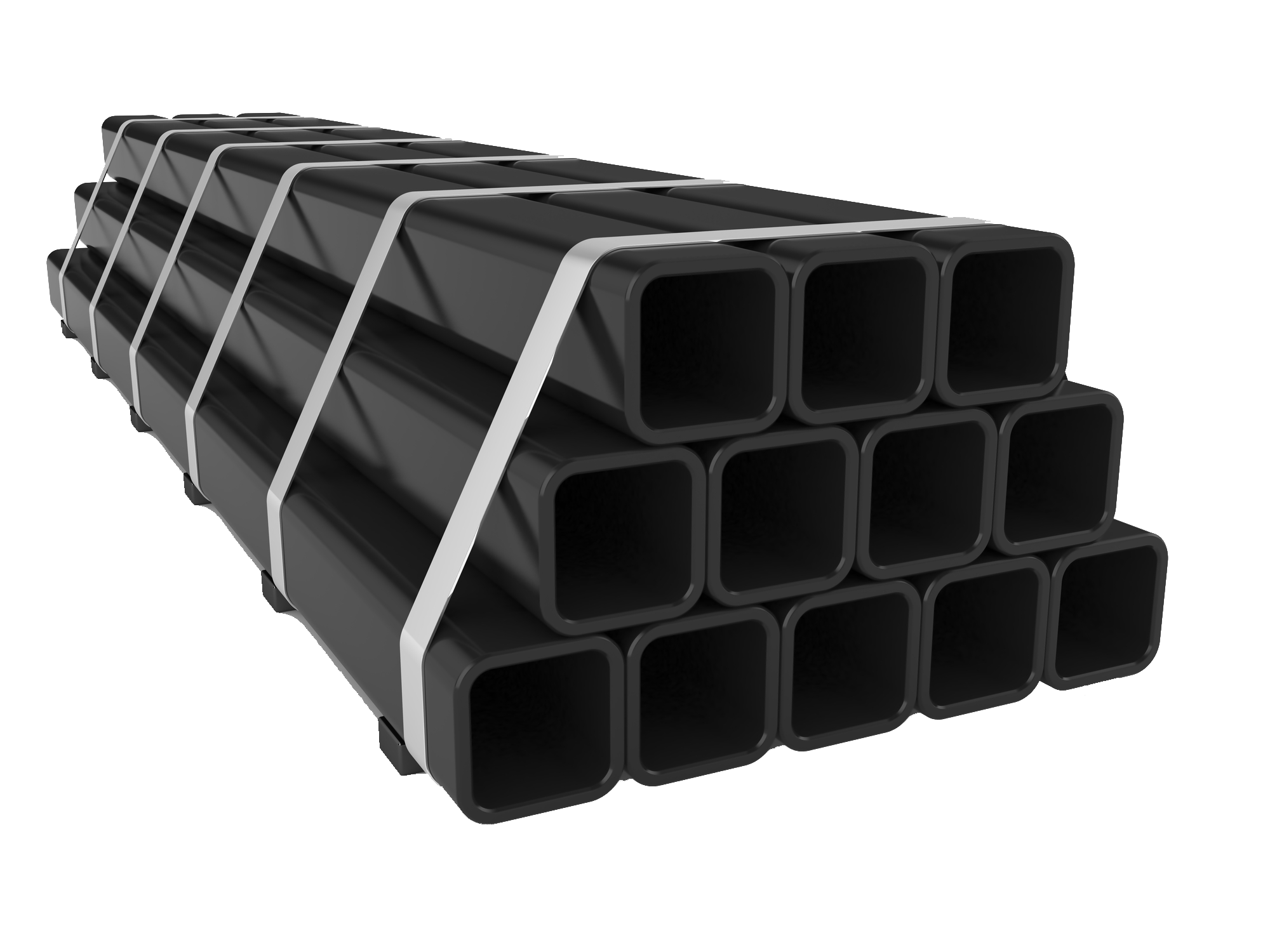 Merona International Company - Steel - Tube Stack